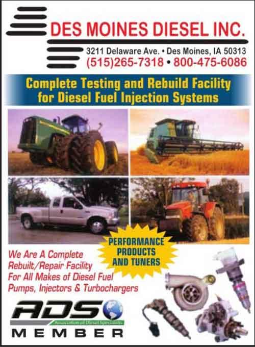 American Farming Publications Des moines Diesel