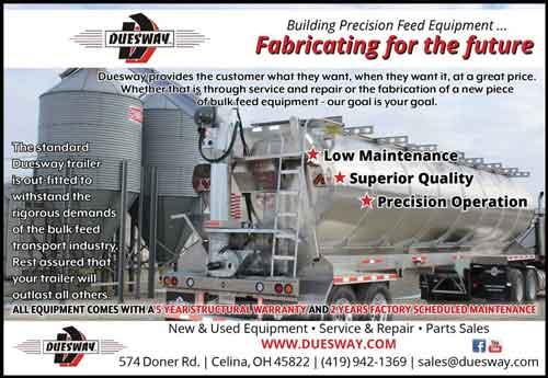 American Farming Publications Duesway advert www.duesway.com
