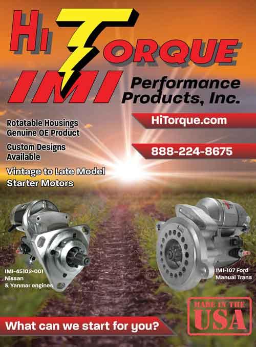 American Farming Publications IMI Hi torque www.hitorque.com