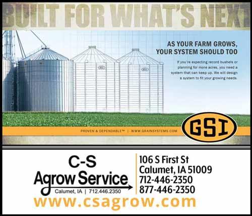American Farming Publication C-S Agrow Service www.csagrow.com