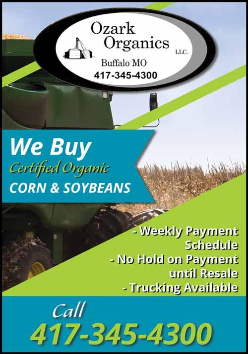 American Farming Publication Ozark Organics