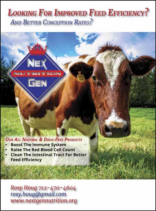 American Farming Publication Nex Gen www.nextgennutrition.org