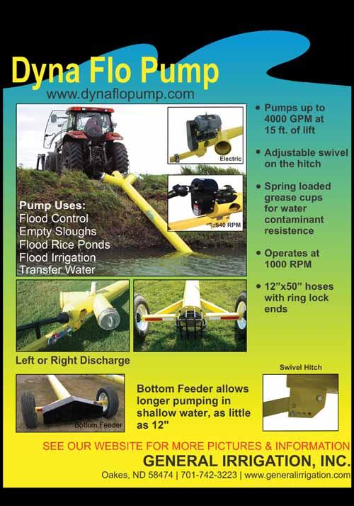 American Farming Publication Dyna Flo Inc www.dynaflopump.com