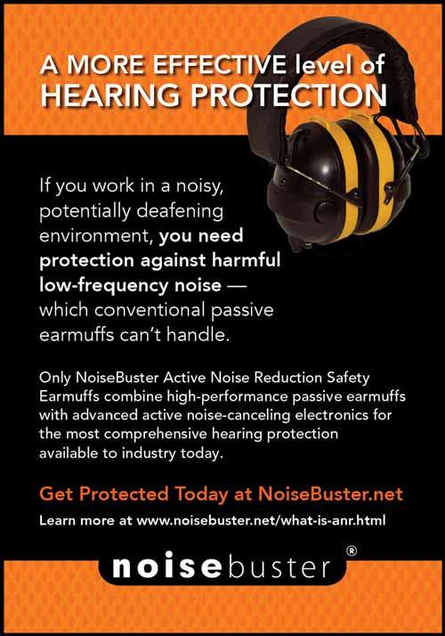 American Farming Publication ProTech www.noisebuster.net