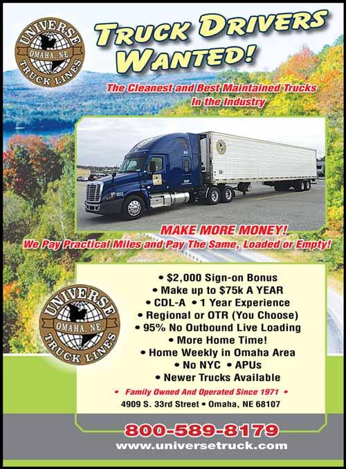 American Farming Publication Universe Truck www.universetruck.com