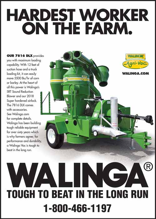American Farming Publication Walinga www.walinga.com