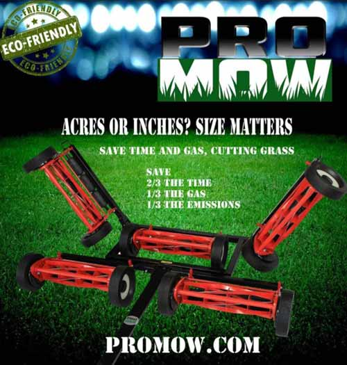 American Farming Publication Pro Mow www.promow.com