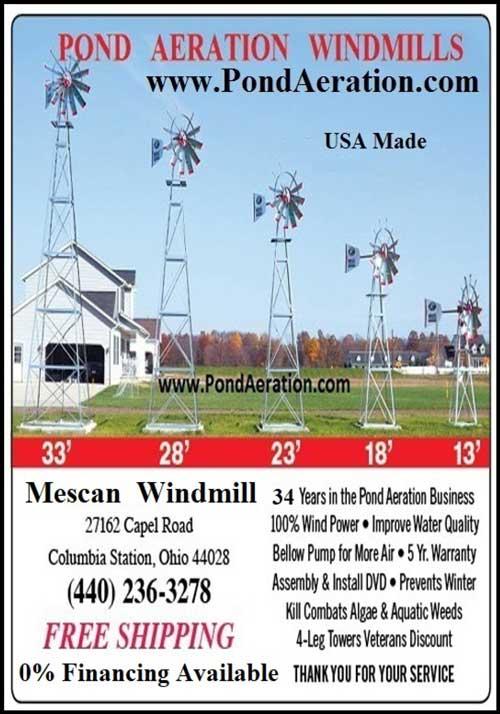 American Farming Publication www.pondaration.com