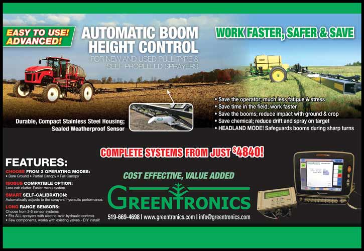 American Farming Publication Greentronics www.greentronics.com
