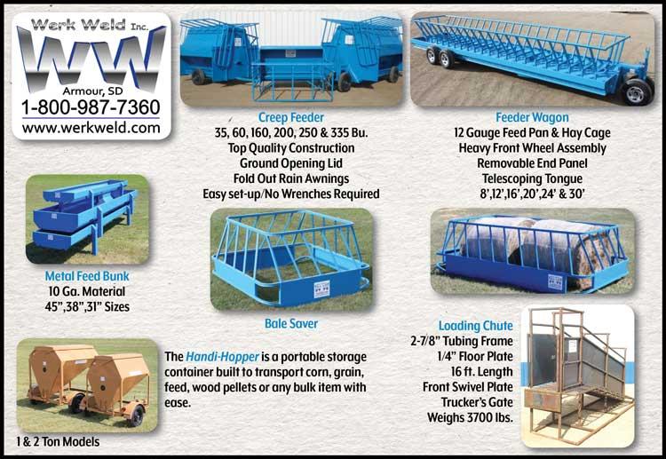 American Farming publication Werk Weld www.werkweld.com