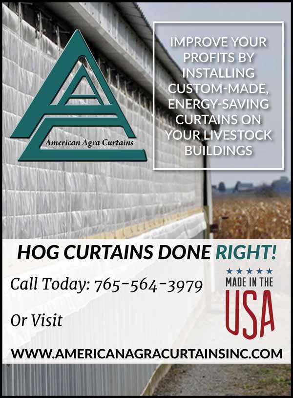American Farming - American Agra Curtains
