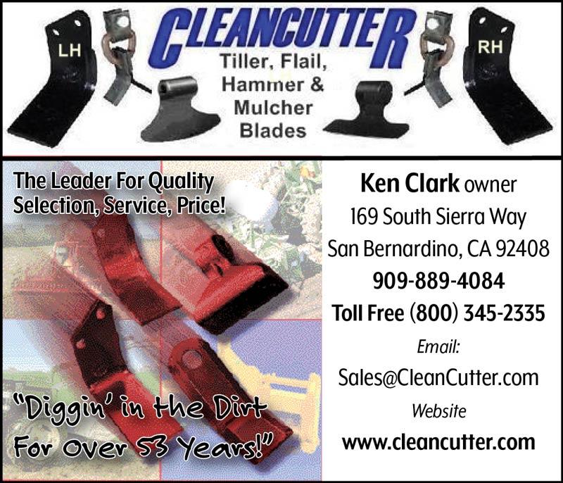 American Farming Publication - Clean Cutter