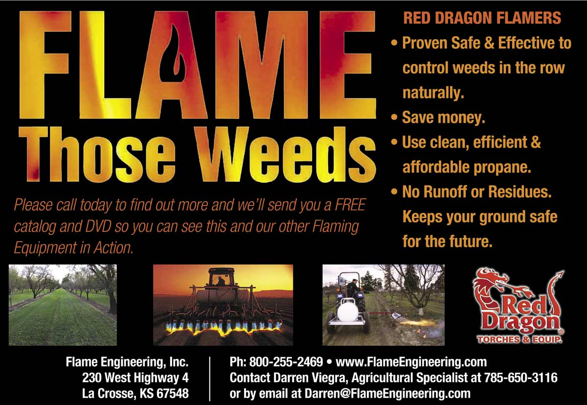 American Farming Publications Flame Engineering