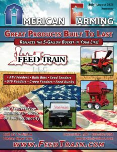 American Faming Publication summer issue Cover